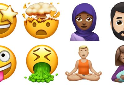 Smartphone Android: download Emoji iOS 11