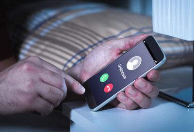 Come nascondere il numero in una chiamata!