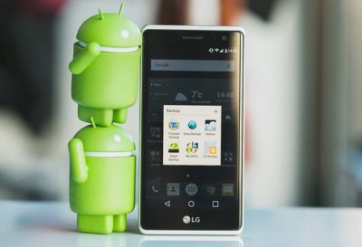 Come fare un backup android?